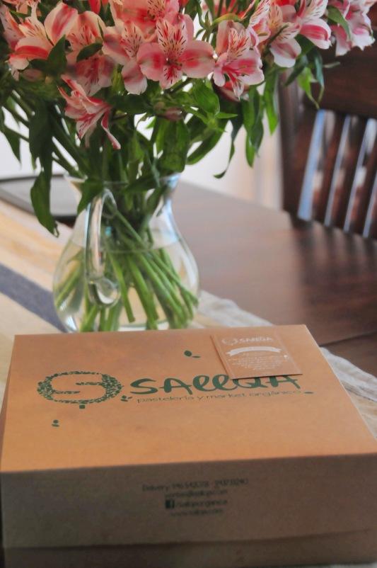 saqlla, quiche de espinaca
